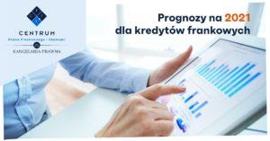 Prognozy na 2021 dla kredytów frankowych